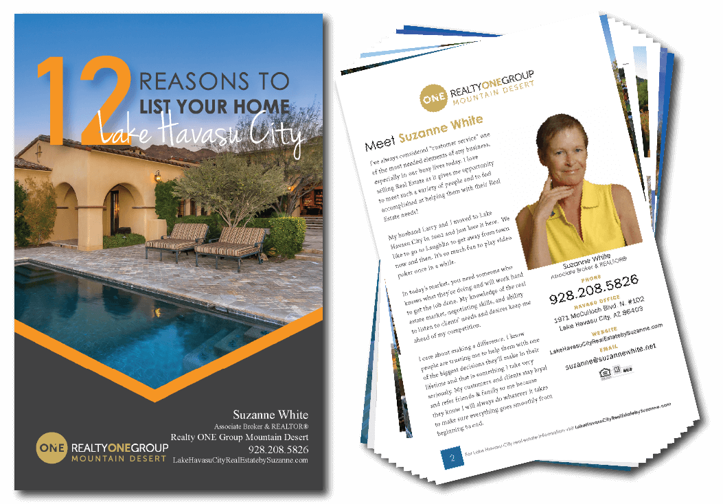 12 Reasons to List Your a Home in Lake Havasu